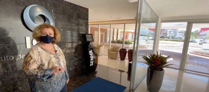 Vídeo: Comportamento do paciente na clínica – ICB