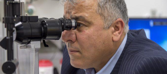 Glaucoma pode ser irreversível. Fique atento aos sinais.